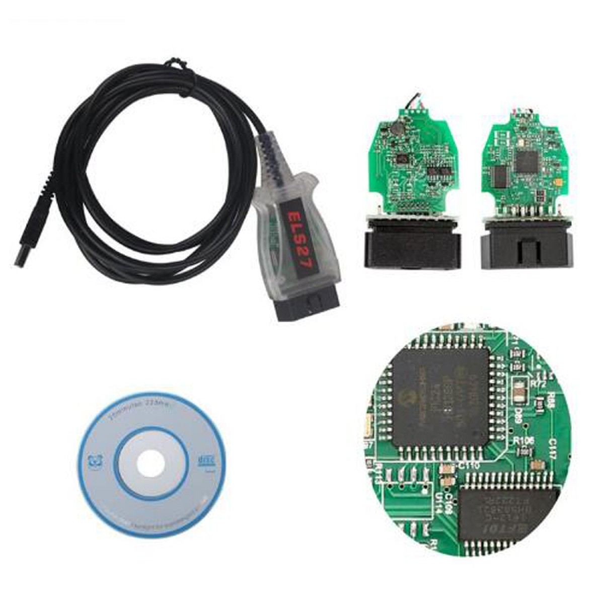FORScan ELS27 interface for Ford/Mazda/Lincoln and Mercury Vehicles
