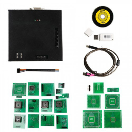 XPROG-M V5.84 with USB Dongle X-PROG Box ECU Programmer