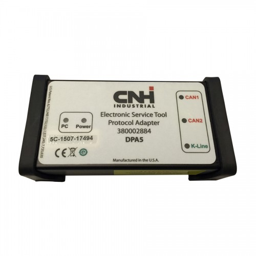 CNH Est Diagnostic Kit Agriculture Construction New Holland Truck Diesel Engine Electronic Service Tool