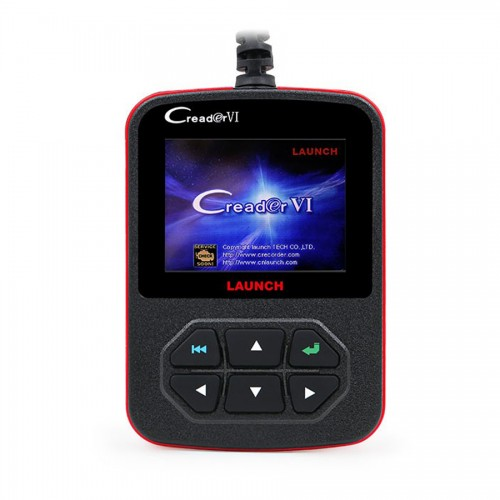 Launch X431 Creader VI Creader 6 Engine ECU Fault Code Reader Erase Scan Diagnostic DIY Tool