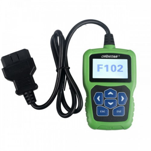 OBDSTAR F102 Nissan/Infiniti Automatic Pin Code Reader with Immobiliser and Odometer Function