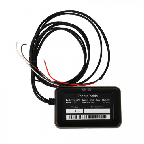 Adblue Emulator 8 in 1 full chips for Mercedes-Benz MAN Scania Iveco DAF Volvo Renault and Ford