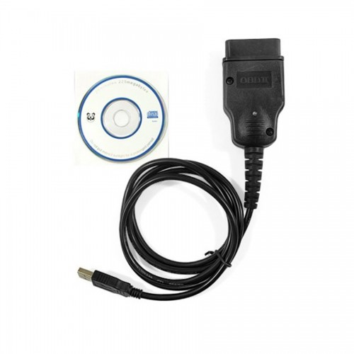 VAG-COM KKL 409.1 with genuine FT232RL chip USB KKL Interface diagnostic cable for AUDI & Volkswagen