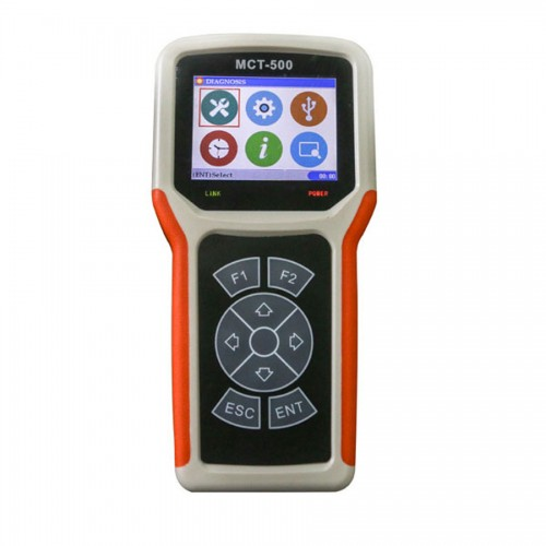 MCT500 Universal Motorcycle Diagnostic Scanner MCT 500 Motorbike Scanner Support Multi-languages