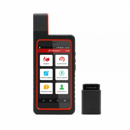 Launch X431 Diagun IV Powerful Diagnostic Tool with 2 Years Free Update