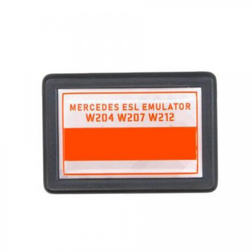 MK3 Mercedes ESL ELV Steering Lock Emulator for W204 W207 W212 Compatible