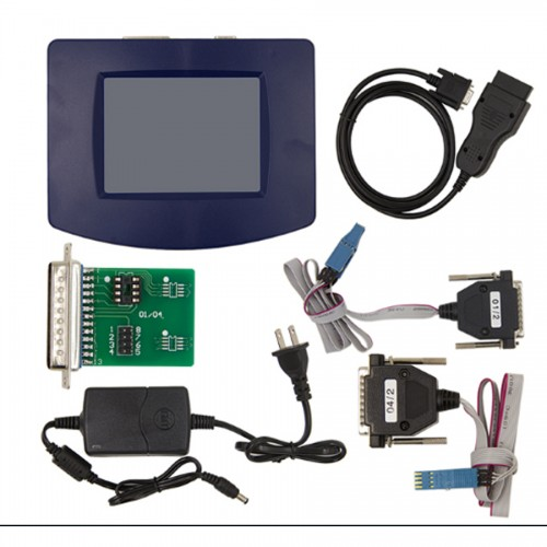 Yanhua Digiprog 3 with FTDI chip OBD version Odometer Programmer With OBD2 ST01 ST04 Cable
