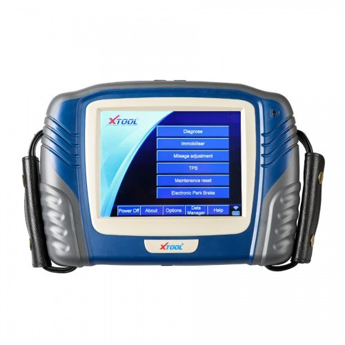 XTOOL PS2 GDS Gasoline Bluetooth Diagnostic Tool with Touch Screen