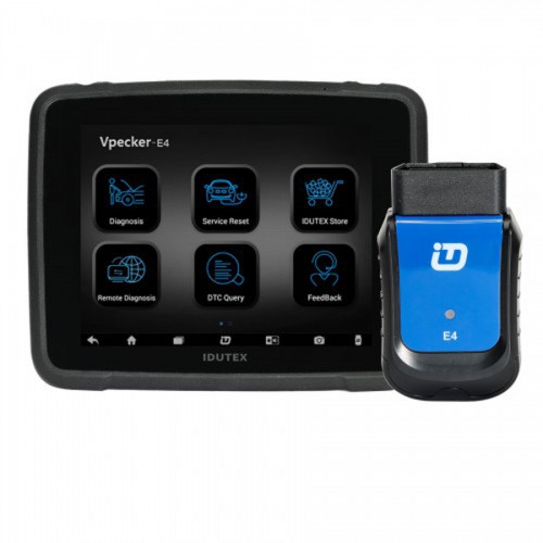 VPECKER E4 Multi Functional Tablet Diagnostic Tool Wifi Scanner for Android