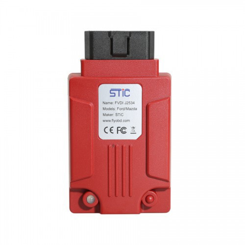 FVDI J2534 Diagnostic Tool for Ford & Mazda Support Online Module Programming