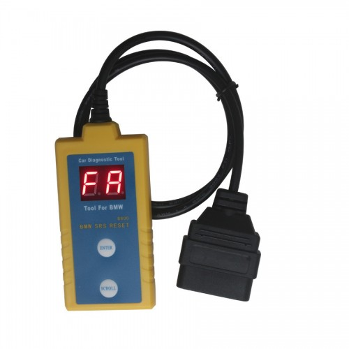 BMW B800 Car Airbag Scan/Reset SRS Reset Scanner ODB 2 Diagnostic Tool