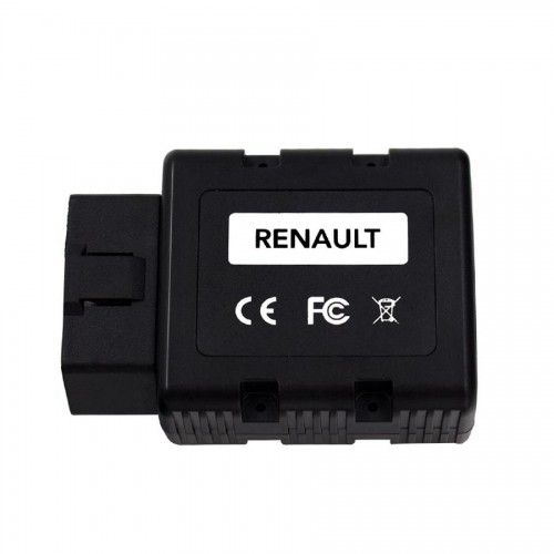 Renault-COM Bluetooth Diagnostic and Programming Tool with Multi-languages