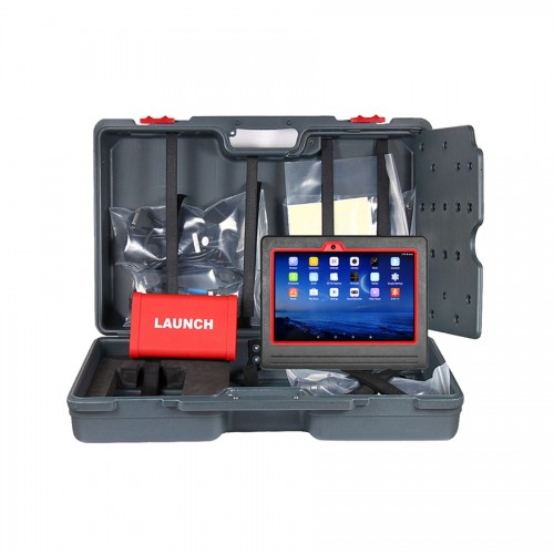 LAUNCH X431 HD Heavy Duty Truck 10.1 Android ScanPad multimeters analyzers car scanner