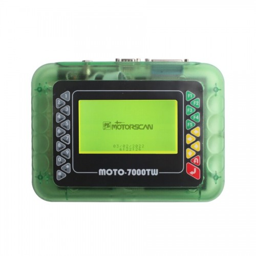 MOTO 7000TW V8.1 Universal Motorcycle diagnostic Scan Tool