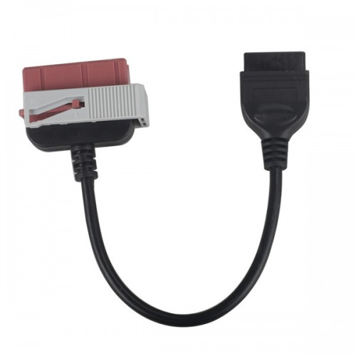 Lexia 3 30pin to 16pin cable PSA 30pin Cable Citroen/Peugeot 30 Pin Connect Cable