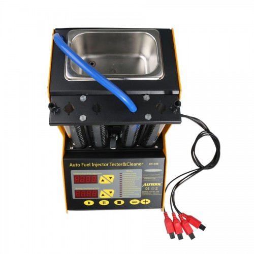 AUTOOL CT150 Automotive Fuel Injection Tester and Cleaner