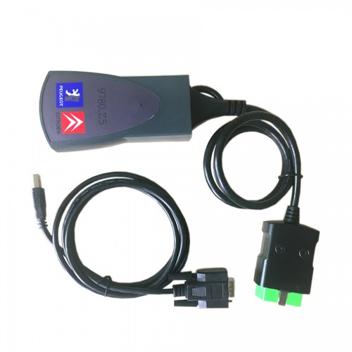 Full chips LEXIA 3 Firmware 921815C Lexia-3 PP2000 diagbox Citroen Peugeot diagnostic tool easy version