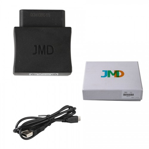 JMD Assistant Handy Baby OBD Adapter For Volkswagen Cars Used to Clone ID48 Immo Key Chips