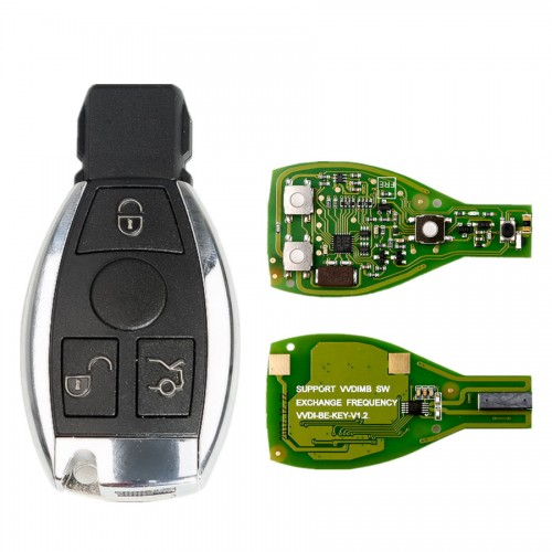 MB Smart Key 3 Button 433MHZ Benz GBA key