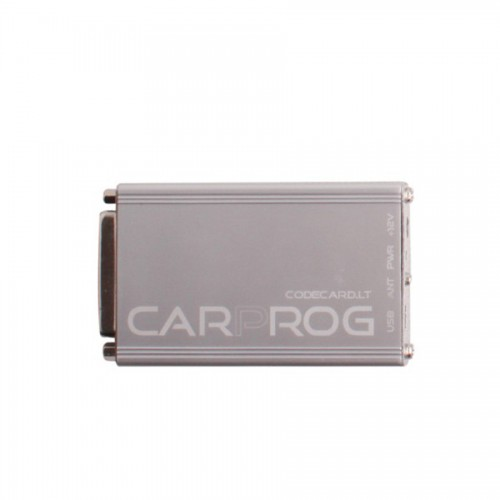 Carprog Full V8.31 Firmware Online Version with All 21 Adapters